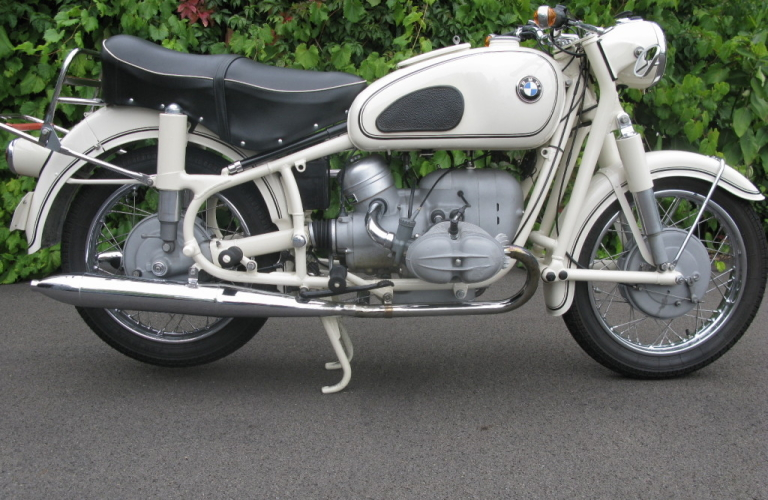 1960 BMW R69 No longer available | Airhead Restorations