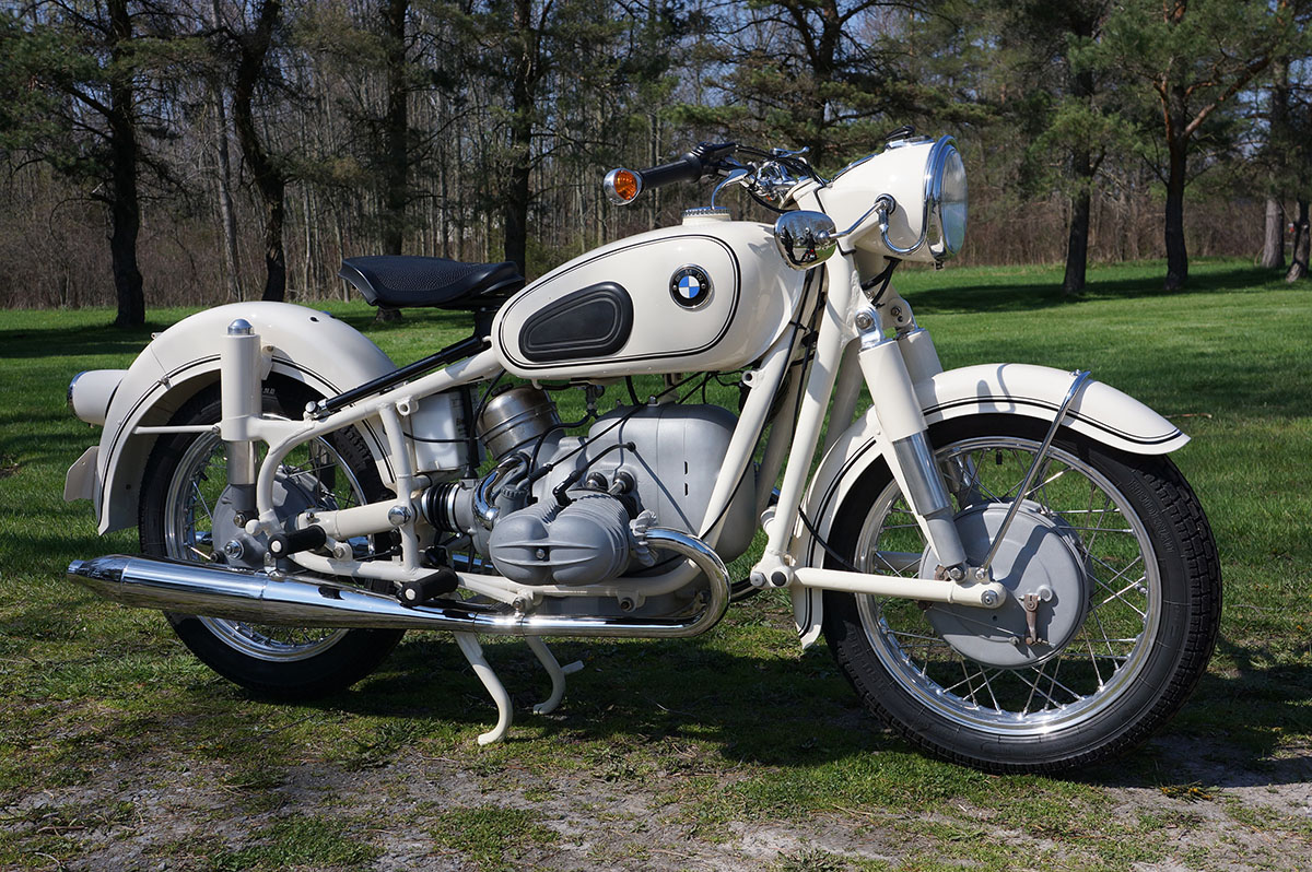1960 Bmw R69 No Longer Available Airhead Restorations