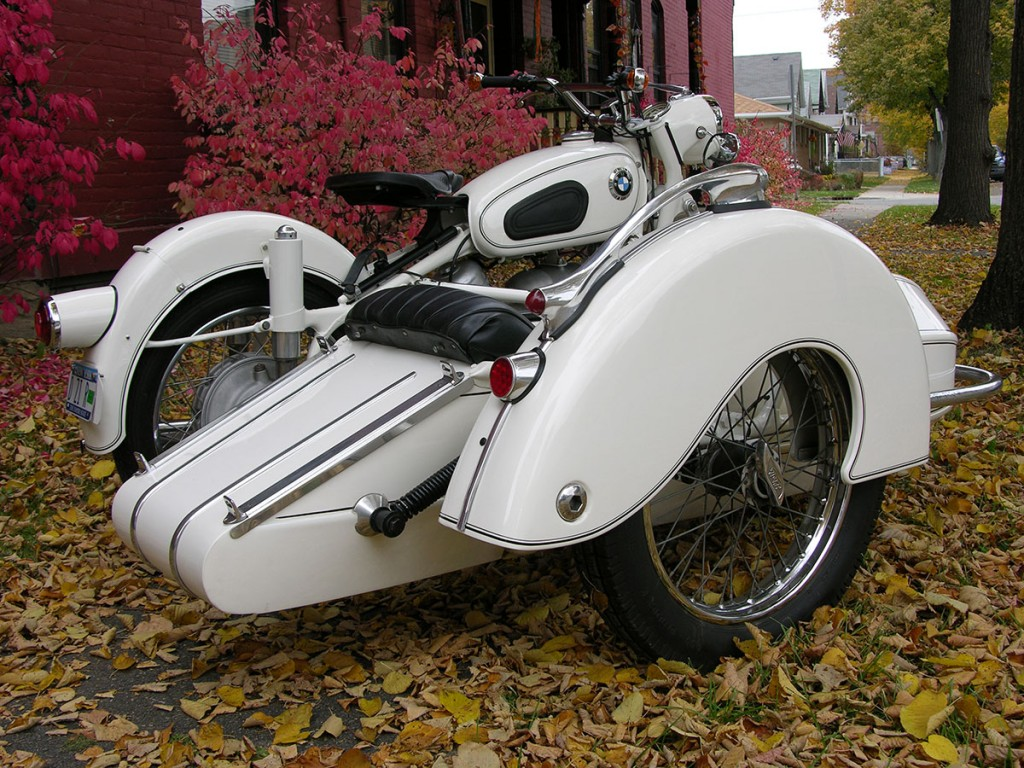 1967 bmw r60 2 with 1951 steib s350 sidecar airhead. Black Bedroom Furniture Sets. Home Design Ideas