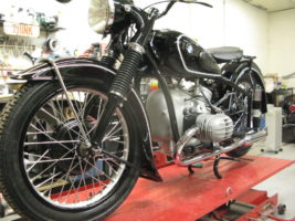 Airhead Restorations | Restorations of 1952-1969 BMW Motorcycles